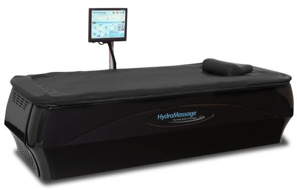 used water massage table called the Hydro Massage